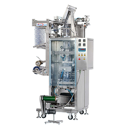 STAND-UP POUCH PACKAGING MACHINERY