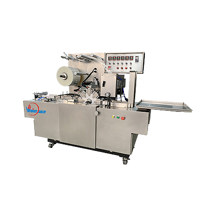 THREE-DIMENSION AUTOMATIC WRAPPING MACHINERY