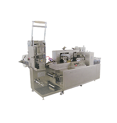 WET-TISSUE PACKAGING MACHINERY