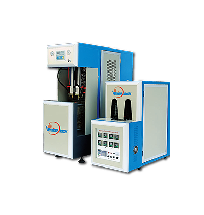 SEMI-AUTOMATIC BOTTLE BLOWING MACHINERY