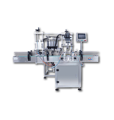 AUTOMATIC / SEMI-AUTOMAITC CAPPING MACHINERY