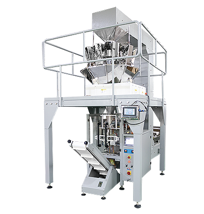 AUTOMATIC MULTI-HEAD WEIGHING PACKAGING SYSTEM