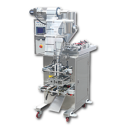AUTOMATIC POUCH PACKAGING MACHINERY