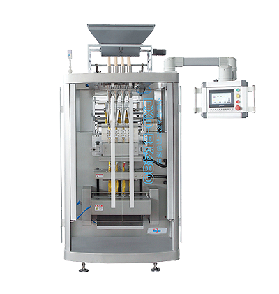 MULTIPLE ROWS AUTOMATIC PACKAGING MACHINERY
