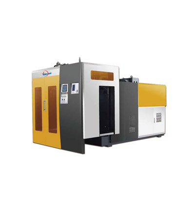 AUTOMATIC EXTRUSION BLOW MOLDING MACHINERY