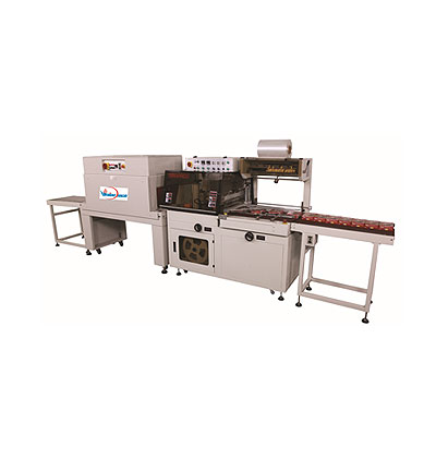 AUTOMATIC SIDE SEALING & SHRINKING PACKAGING MACHINERY