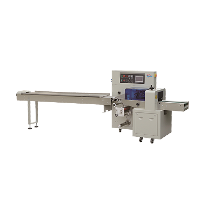 ROTARY PILLOW TYPE PACKAGING MACHINERY (DOWN-FILM)