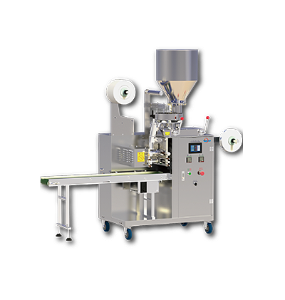 TEA-BAG PACKAGING MACHINERY