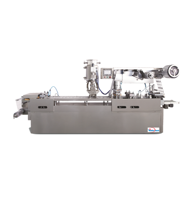 AUTOMATIC BLISTER PACKAGING MACHINERY
